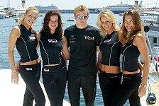 Formel 1 - Die Qual der Wahl: Blog - Wer schafft's auf Kimis Wunschzettel?