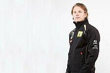 Formel 1 - Mehr als ein Spr�cheklopfer: Kerstins Ausblick 2012: R�ikk�nen-Comeback