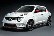 Auto - Motorsport soll Serienmodelle befl�geln : Nissan pr�sentiert Juke Nismo Concept