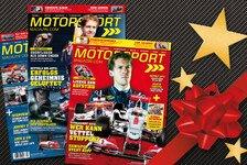 Formel 1 - Das perfekte Weihnachtsgeschenk: Weihnachtsaktion: Abo mit gratis MotoGP-DVD
