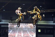 Bikes - Spektakul�re Show in Leipzig: Kings of Xtreme zum Dritten
