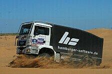 Dakar - Die M�digkeit darf nicht gewinnen: Die Dakar Route 2012: 13. Etappe