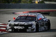 DTM - BMW testet in Monteblanco
