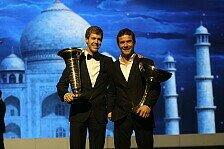 Formel 1 - Bilder: FIA Gala 2011