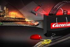 Formel 1 - Racing unterm Weihnachtsbaum: Geschenktipp - Carrera-Action online bestellen