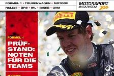 Formel 1 - Teambilanz 2011: Jetzt online lesen: Neue Ausgabe des RACEmag