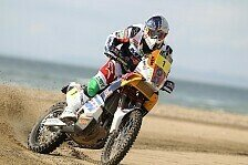 Dakar - Endet 2012 die Serie des KTM-Duos?: Bikes: Despres und Coma bei Dakar angreifbar