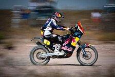 Dakar - Coma auf Abwegen: Bikes - Despres triumphiert auf 3. Etappe