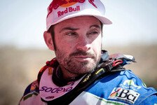 Dakar - Knieverletzung zwingt zur Aufgabe: Bikes - Francisco Lopez beendet Dakar