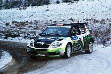 Mehr Rallyes - Jänner Rallye