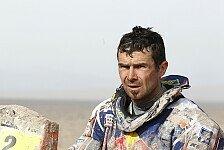 Dakar - Peru sorgt f�r �berraschungen: Bikes - Etappensieg f�r Despres