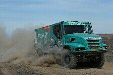 Dakar - Kamaz, Tatra und MAN haben etwas dagegen: Trucks: Es soll die Iveco-�ra werden