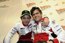 MotoGP - Sein Talent steht au�er Frage: Preziosi verteidigt Rossi