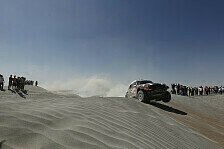 Dakar - Atemberaubende Bilder: Video - Best of Dakar 2012