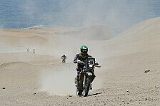 Dakar - Zwei Verletzte schon vor der Rallye: Honda mit drei Fahrern