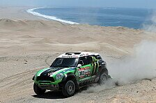 Dakar - Peterhansel f�hrt deutlich die Dakar 2012 an: Wichtiger Etappensieg f�r Peterhansel