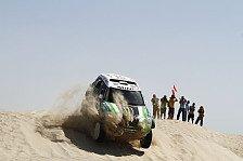 Dakar - Gordon gewann die letzte Etappe : Zehnter Dakar-Sieg f�r Peterhansel