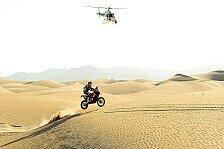 Dakar - Bilderserie: Zahlen zur Rallye Dakar 2014