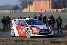 WRC - Wir brauchen die Erfahrung: M-Sport dreifach in Top-10