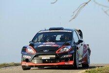 WRC - Trotz Problemen Fortschritte zu erkennen: Henning Solberg mit Bremsproblemen