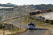 WRC - Das Blatt kann sich noch wenden: Wilson sieht Wetterkapriolen als Vorteil an