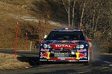 WRC - 28 Punkte sind ein guter Start: Sebastien Loeb