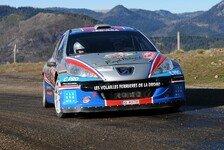 WRC - Erster Auftritt im WRC: Bouffier in Monte Carlo am Start