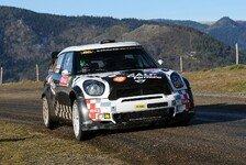 WRC - Vorteil Erfahrung: Armindo Araujo in Mexiko Top-10-Favorit
