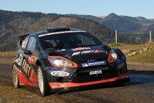 WRC - Hauptsache im Ziel: Henning Solberg: Probleme ohne Ende