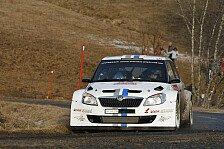 WRC - Der heftigste Abflug meiner Karriere: Ogier begeistert die Fans in Monte Carlo