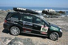 Dakar - Positives Feedback: Ellen Lohr: Eine fantastische Dakar-Rallye