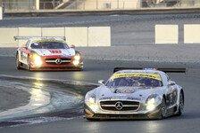 Mehr Motorsport - Fl�gelt�rer an der Macht: Video - 24h Dubai: Mercedes-Dreifachsieg