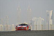 Mehr Sportwagen - Erstes hochkar�tiges GT-Kr�ftemessen der Saison: Vorschau: Moderner W�sten-Dauerlauf in Dubai