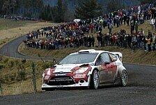 WRC - Zu sch�n f�r Monte Carlo: Monte Carlo: M-Sport m�chte Pl�tze halten