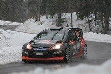 WRC - Kn�chel vermutlich gebrochen: Trainingsunfall: Wilson startet nicht in Schweden