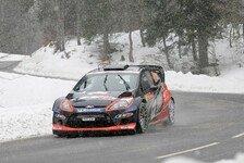 WRC - Mit Volldampf nach Skandinavien: Henning Solberg: Anw�rter aufs Podium
