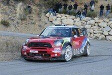 WRC - Erster Einsatz in Portugal?: Mini-Homologierung n�chste Woche geplant