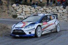 WRC - Top-5 angepeilt: Delecour startet bei der Monte