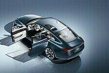 Auto - Luxus als Schl�ssel zum globalen Erfolg : Einzigartige Fahrzeug-Studie: Volvo Concept You