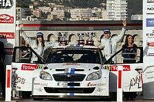 WRC - Ein unbeschreibliches Gef�hl: Monte Carlo: Volkswagen gewinnt SWRC