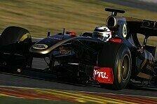 Formel 1 - Sch�n, wieder zur�ck zu sein: R�ikk�nen: Ich brauche noch Eingew�hnungszeit