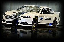 NASCAR - Die Fans werden lachen und jubeln: Neuer Ford Fusion Sprint Cup vorgestellt
