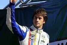 GP2 - Europatournee f�hrt zum Titelverteidiger: DAMS setzt 2012 auf Nasr