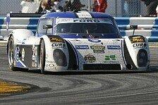 Mehr Sportwagen - Erstes Abtasten vor dem Klassiker: Daytona: Vortests abgeschlossen