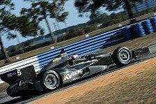 IndyCar - Tagliani glaubt an Lotus: Hoffnungen ruhen auf Oval-Test in Texas
