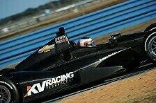 IndyCar - Ziellinie in Sichtweite: Barrichellos Best�tigung steht bevor