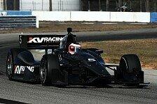 IndyCar - Ziemlich cooler Film: IndyCar-Piloten freuen sich auf 2012