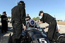 IndyCar - Bilder: Barrichello Testfahrt - Sebring