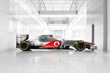 Formel 1 - Herausforderung Luftfluss : Paddy Lowe und Tim Goss