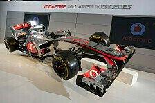 Formel 1 - Ambitionierte Ziele: McLaren: Titelf�higes Auto als Ziel